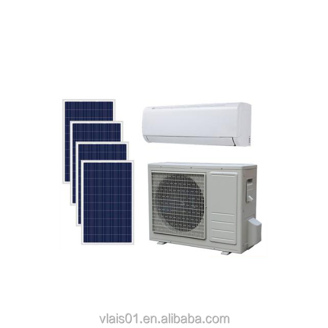 Hot sale dc 12000btu solar air conditioner split system
