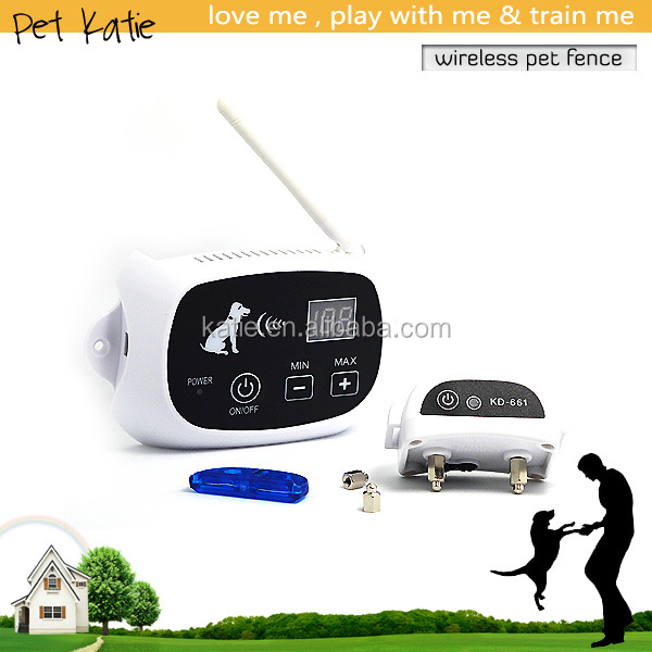 Professional Pet Containment Kit Portable Wireless Dog Fence
