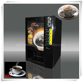 nescafe vending machine price
