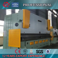 Hydraulic press brake,metal bending machine