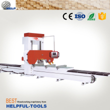 HKL650A Horizontal wood cutting band saw machine