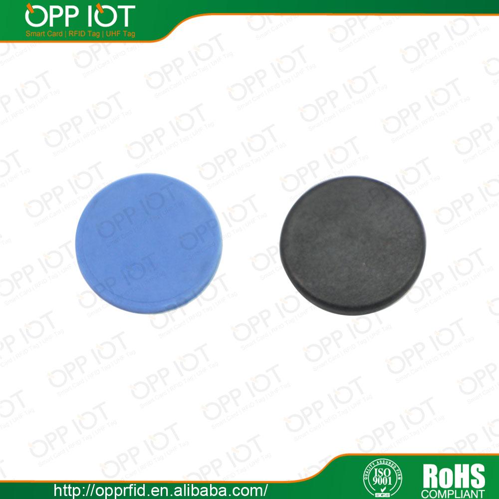 RFID Button Tags Asset Management Tags Ironed Tags