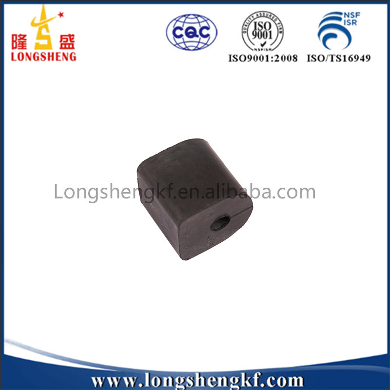 Manufacturer Supplier In China Custom Silicone Accessories Auto Rubber Bushing For Sale Machine