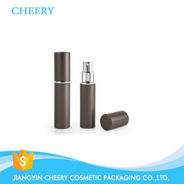 Cosmetic Container glass deodorant bottle roller ball bottle for essential oils and roll on stick cosmetic packaging