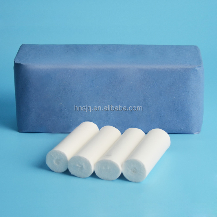 Disposable Medical Cotton Gauze Bandage Roll