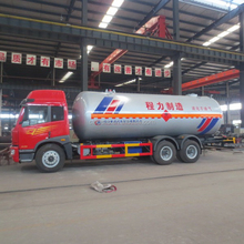 Durable most popular hot selling durable lpg truck tank