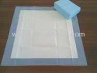 2014 Top Sale Disposable 60x90cm Medical Linen Saver