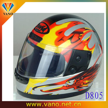 ISO,DOT,EEC Certificate ABS motorbike cartoon full face helmet racing motorcycle helmets