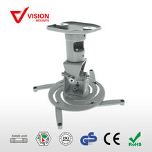 VM-PR01 F-06 Universal Cold Rolled Steel Security Rotate Projector Lift Ceiling Mount
