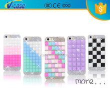 Fashion exquisite diamond cover case for samsung galaxy grand duos i9082