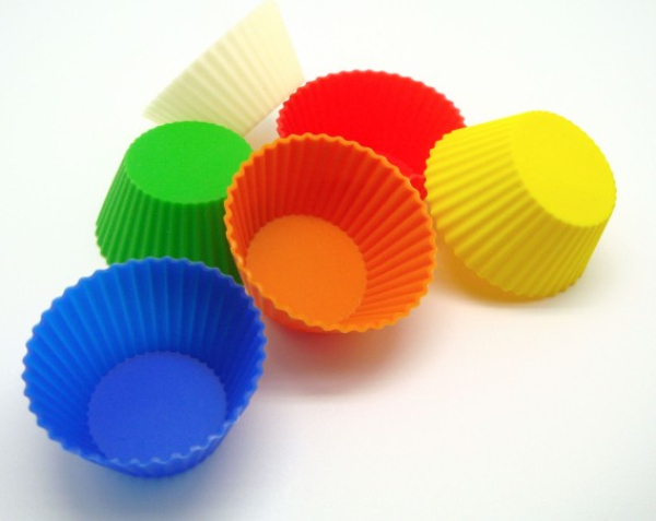 Hot Sale Bpa Free 100% Food Grade Cheap Silicone Cupcake Liner