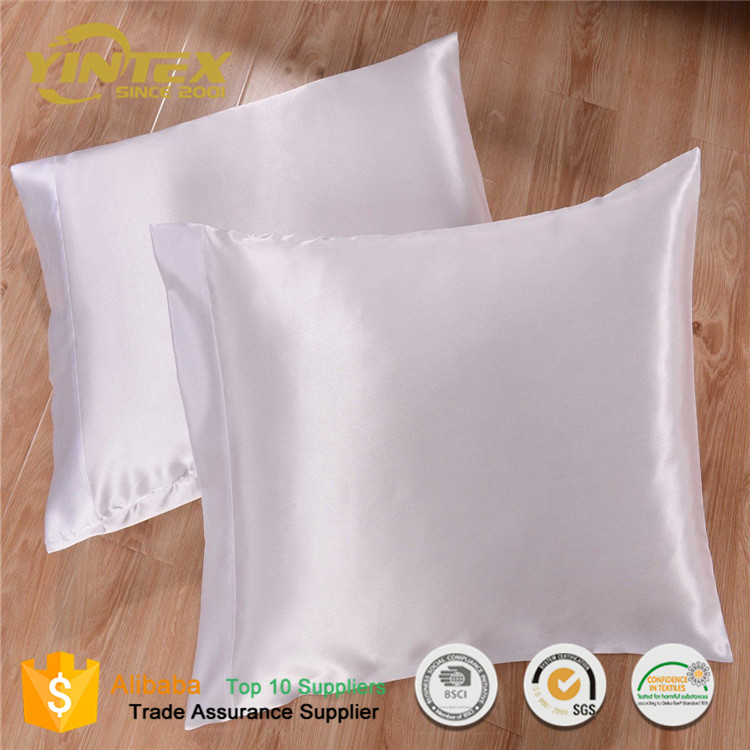 Summer Cool 100% stain pillow case with hidden zipper