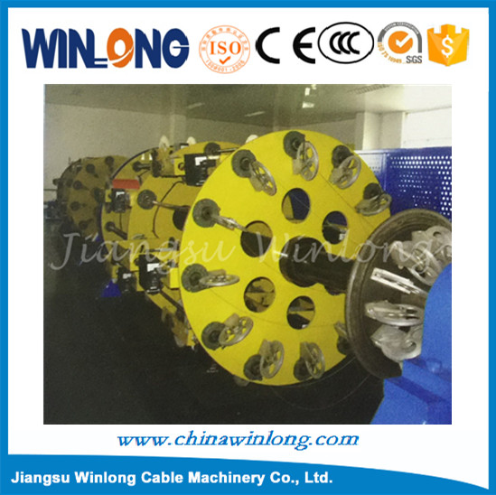 Professional Premise indoor fiber Cable Production Line/Optical Cable Extrusion/Tight Coating Line