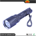 LusteFire T6-2d T6 LED 5 Mode 1x18650 Battery Led Flashlight Hunting Torch Light