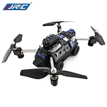 2017 New JJRC H40WH 2.4G 4CH 6 Axis Remote Control Quadcopter With Camera Air Ground Tank Drone Headless Mode VS H37