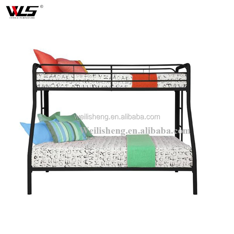 Kids steel futon beds twin full over queen bunk bed wholesale