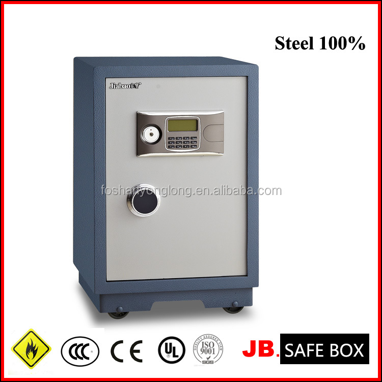 [JB] Fire Alarm Metal Safe Box With Electronic Lock/ Steel Safe
