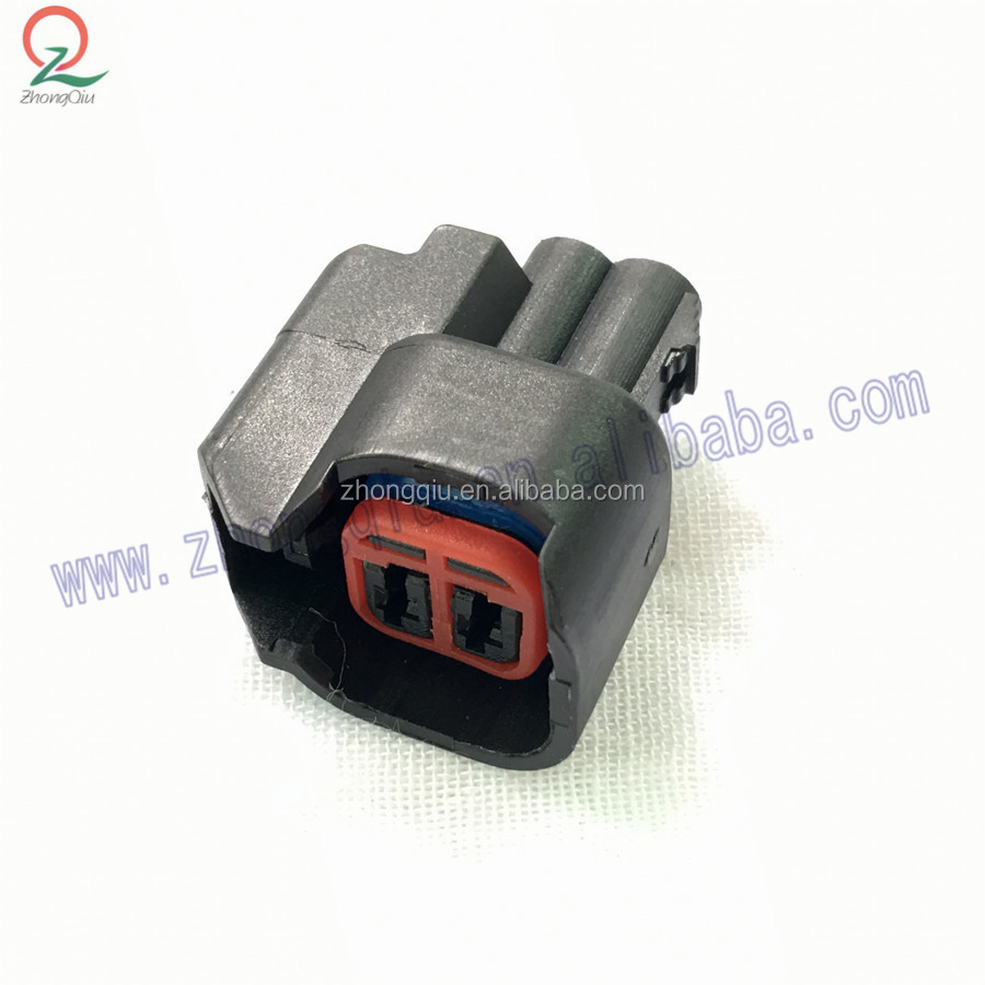 2pin female pbt gf20 for electrical connector