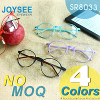 Bulk Wholesale Joysee 2016 Best New High End Fashion European Style Elastic Paint Eyeglass Frames Manufacturers For Oval Face