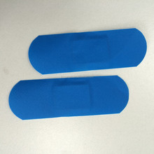 BLUE METAL DETECTABLE BAND-AID