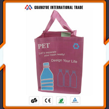 Guangyue Hot China Products Wholesale Custom Resuable Supermarket Shopping Pp Woven Tote Bag