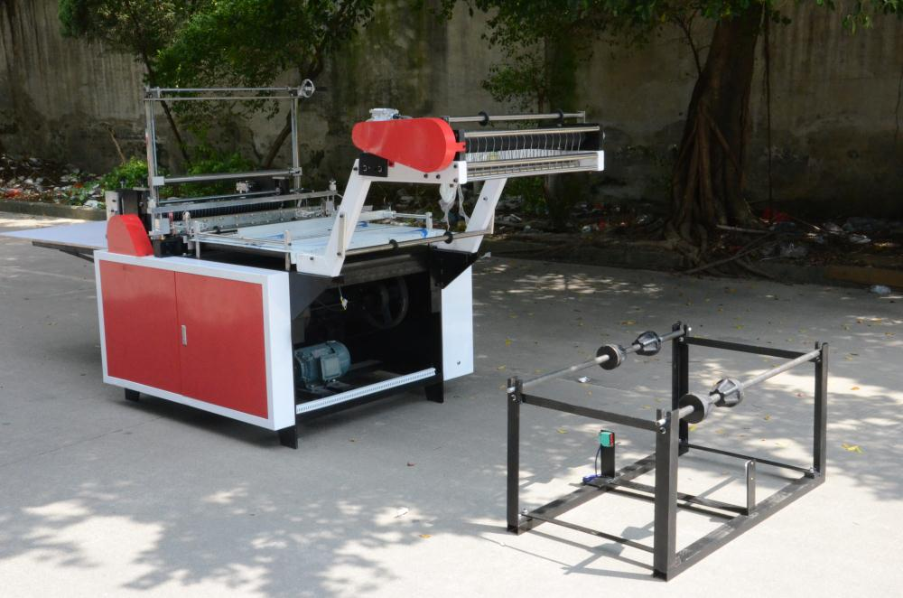 (servo driving)Flat Bag Making Machine