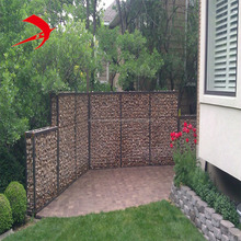 Garden stone cage high zinc cocated landscaping gabions