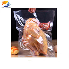 High quality clear nylon packaging giant hot roast frozen chicken vacuum bag