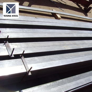 Tianjin Factory Whosale Hot rolled 42CrMo4 Flat Steel Bar
