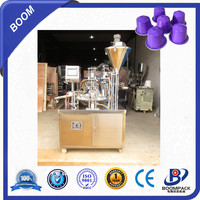 martello coffee capsule filling and packing machine