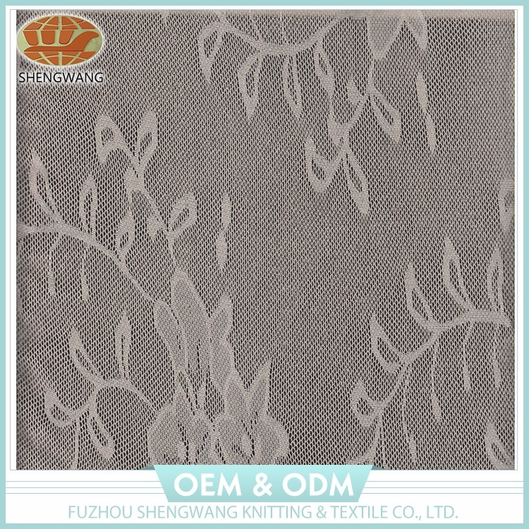 New 100 polyester dentelle sample lace fabrics