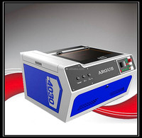 2015 new model Argus mini SCU4030 laser engraving machine with R.F metal tube durable