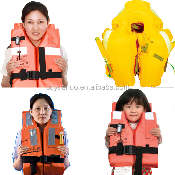 SOLAS Approved Marine Foam Life Jacket with EC Certificate