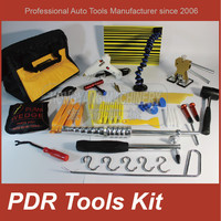 Auto Car Bodywork Panel Dent Puller Tool Ding Removal Repair Kit