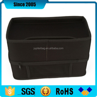 black jersey cover eva barber scissors tool case with compartments