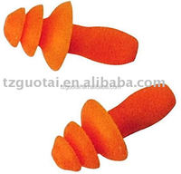 1270 soundproof Earplug with string