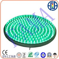 300mm dotted LED traffic signal lamp
