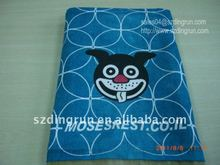 very cheap for promotion customize beach towel
