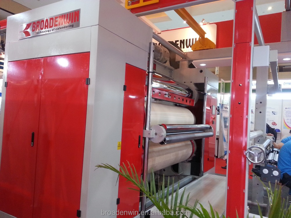 textile bed sheet finishing calender machine