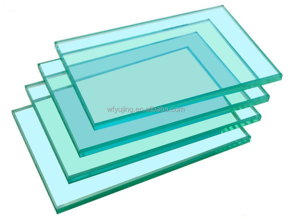 4-18mm safety building tempered glass