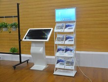 32 Inch Android Touch Screen Kiosk Used In Shopping Mall