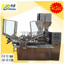 Double Color Toothpaste/Dentifrice Filling and Sealing Machine