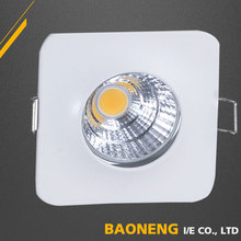 Aluminum low profile led cob indoor ceiling light