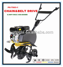 6.5HP Gasoline Paddy Cultivation Mushroom Machine Cultivator For Sugarcane