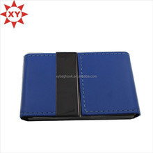 Concise double opens, personal ID card holder/ visiting card box