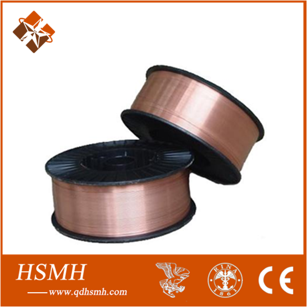 mig welding electrode AWS ER70S-6 for constructure welding / al kinds of welding wire