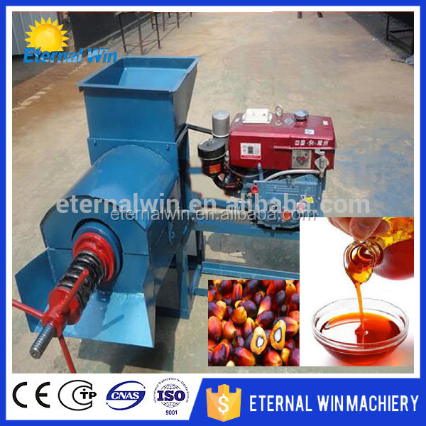 Palm kernel cracking machine / palm kernel nut oil press machine/palm oil processing machine