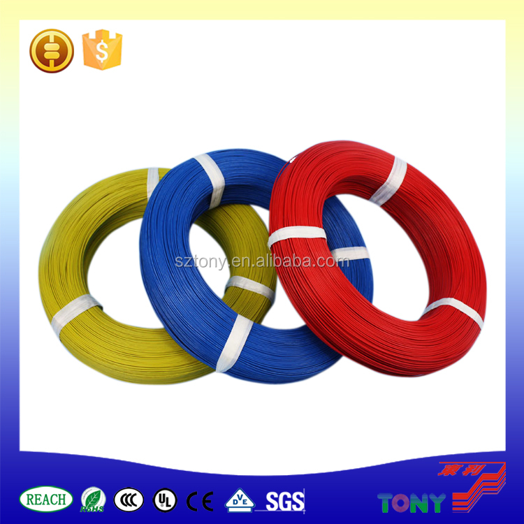 Hot sale market price ETFE coated copper wire