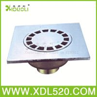 double drainer stainless steel,smart drain,deck drain cover