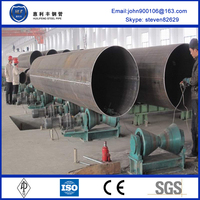 wholesale products 327mm large diameter lsaw steel pipe in stock